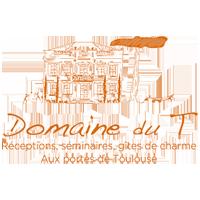 Domaine du T - Logo